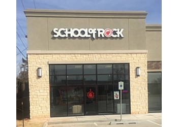 Oklahoma City music school School of Rock