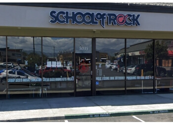 San Jose music school School of Rock