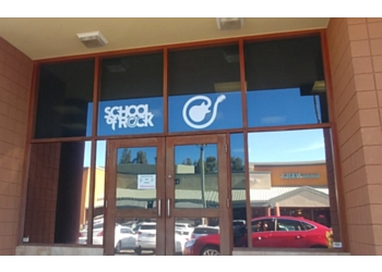 Scottsdale music school School of Rock