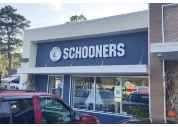 Newport News sports bar Schooners Grill