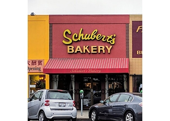 San Francisco cake Schubert's bakery