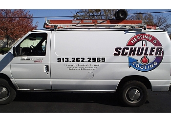 Kansas City hvac service Schuler Heating & Cooling