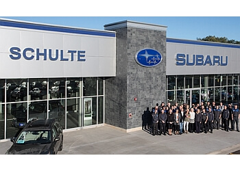 Sioux Falls car dealership Schulte Subaru