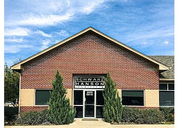 Fort Worth residential architect Schwarz-Hanson Architects