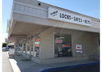Santa Clara locksmith Schwenk Lock & Safe Co.