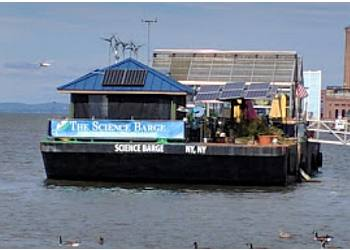 Yonkers places to see Science Barge