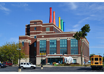 Fort Wayne places to see Science Central