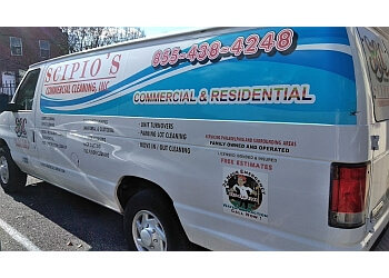 Philadelphia commercial cleaning service Scipio's Commercial Cleaning, Inc.
