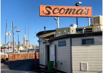 San Francisco seafood restaurant Scoma's Restaurant