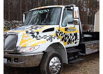 Providence towing company Scorpio Towing