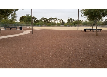 Peoria public park Scotland Yard Dog Park