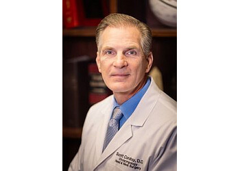 Tulsa ent doctor Scott A. Cordray, DO - EAR, NOSE AND THROAT INC.