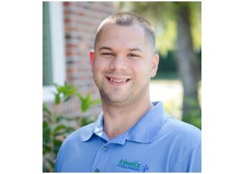 Gainesville physical therapist Scott Eddins, PT, DPT, CCCE