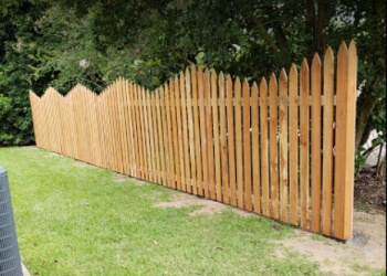 Baton Rouge fencing contractor Scott Fence