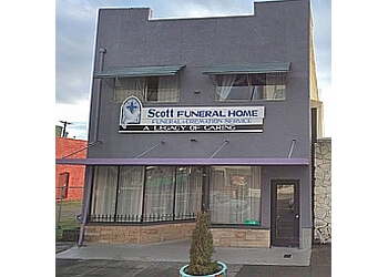 Tacoma funeral home Scott Funeral Home & Cremation Services