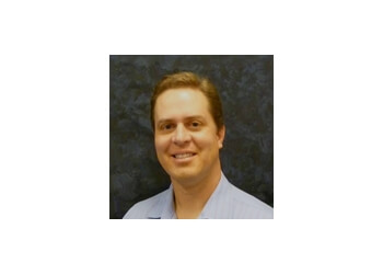 Corona physical therapist Scott Hunsaker, PT, DPT, CHT, OCS, CFMT