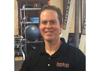 Corona physical therapist Scott Hunsaker, PT, DPT, CHT, OCS, CFMT