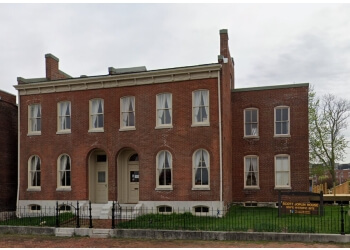 St Louis landmark Scott Joplin House State Historic Site