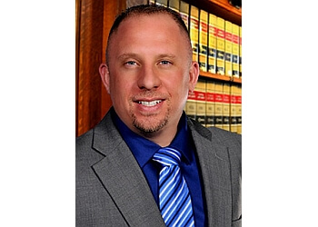Fresno criminal defense lawyer Scott Levy