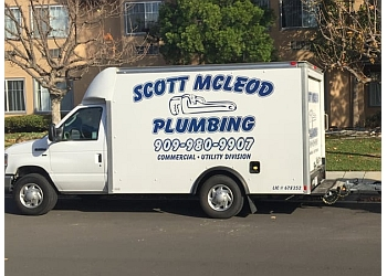 Rancho Cucamonga plumber Scott Mcleod Plumbing