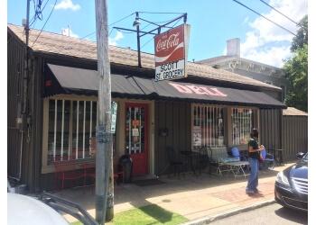 Montgomery sandwich shop Scott Street Deli