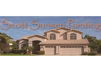 Oceanside painter Scott Sunseri Painting