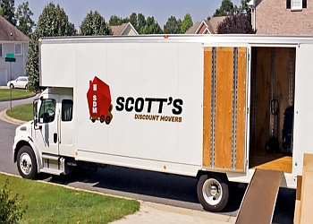 SCOTTu0027S DISCOUNT MOVERS