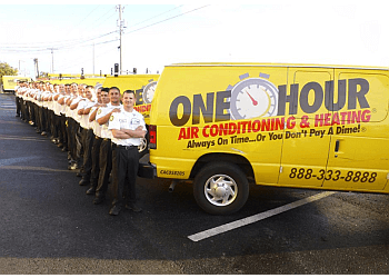 Tampa hvac service Scott's One Hour Air Conditioning & Heating