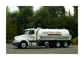 Seattle septic tank service Scott's Septic Service