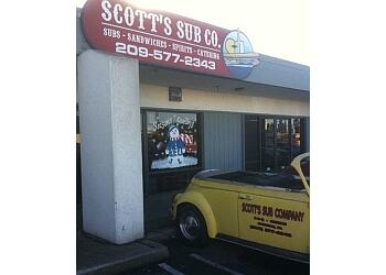 Modesto caterer Scott's Sub Co