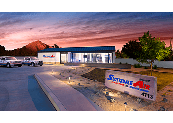 Tempe hvac service Scottsdale Air Heating & Cooling