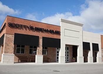 Fort Wayne sports bar Scotty's Brewhouse