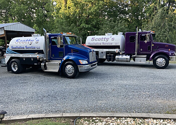 Durham septic tank service Scottys septic tank service llc