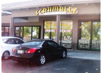 Lancaster american restaurant Scramblez Grill & Bar