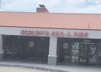 Pembroke Pines barbecue restaurant Scruby's BBQ