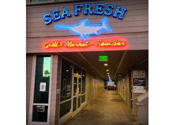 Oxnard seafood restaurant Sea Fresh Channel Islands