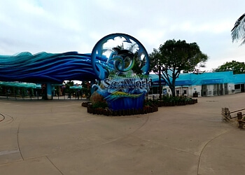 San Diego amusement park SeaWorld San Deigo
