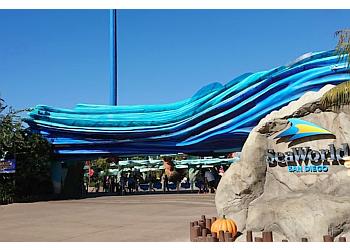San Diego amusement park SeaWorld San Diego