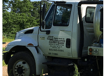 Jackson septic tank service Seal Digging Services Inc