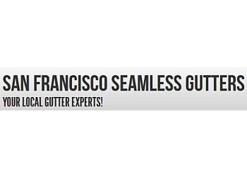 San Francisco gutter cleaner Seamless Rain Gutters