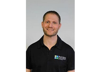 Stamford physical therapist SEAN ALTMAN PT, DPT, CPT