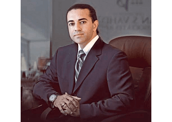 Orange personal injury lawyer Sean S. Vahdat