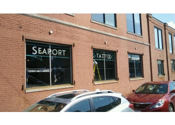 Boston tattoo shop Seaport Tattoo Company
