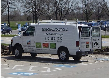 Overland Park lawn care service Seasonal Solutions