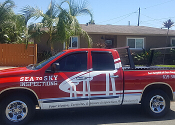 San Diego home inspection Sea to Sky Inspections