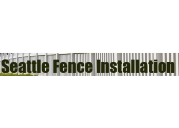 Seattle fencing contractor Seattle Fence Installation