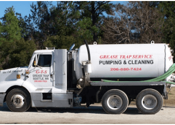 Seattle septic tank service Seattle Grease Trap Services