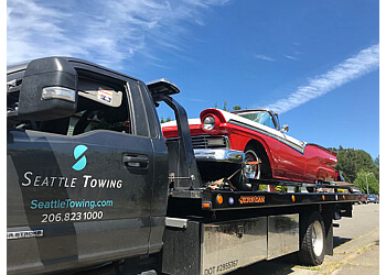 Seattle towing company Seattle Towing