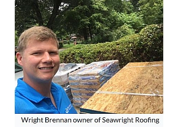 Columbia roofing contractor Seawright Roofing