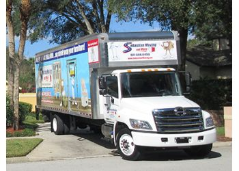 Orlando moving company Sebastian Moving and More